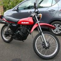 Suzuki SP370 – 1979