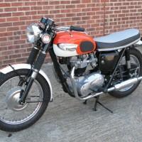 Triumph T120 Bonneville – 1965