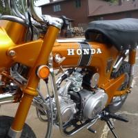 Honda CT70 – 1969