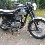 Triumph Speed Twin 5TA – 1959