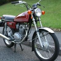 Honda CG125 – 1978