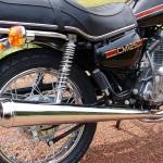 Honda CM125T – 1981