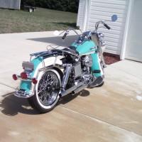 Harley-Davidson – 1970
