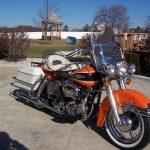 Harley-Davidson FLH – 1968