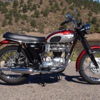 Triumph Bonneville – 1967