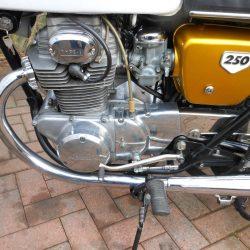 Honda CB250 – 1968