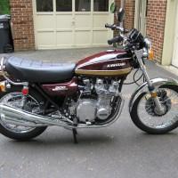 Kawasaki Z1B – 1975