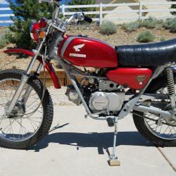 Honda SL90 – 1969