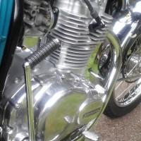 Honda CB250G5 – 1974