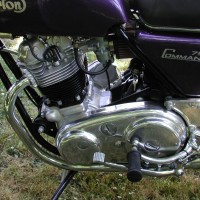 Norton Commando – 1972