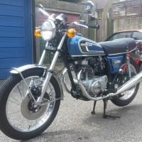 Honda CB360G5 – 1976