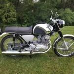 Honda CB77 – 1968