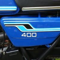 Yamaha RD400E – 1977