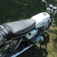 Kawasaki H1 500 – 1969