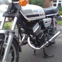 Yamaha RD250D – 1978