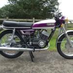 Yamaha YR5 350 – 1972