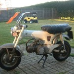 Honda ST70 Monkey Bike – 1974