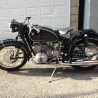 Bmw R50 1959 Restored Classic Motorcycles At Bikes