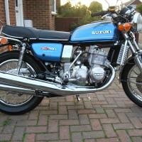 Suzuki GT750 – 1976