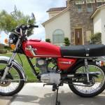 Honda CB125 – 1978