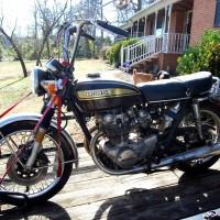 Honda CB450 – 1974