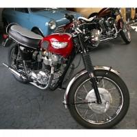 Triumph Bonneville T120 – 1968