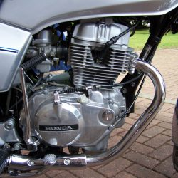 Honda CB250N Superdream – 1979