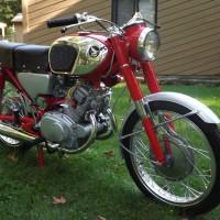 Honda CB160 – 1965