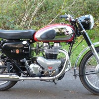 Matchless G12 – 1960