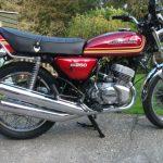Kawasaki KH250 – 1976