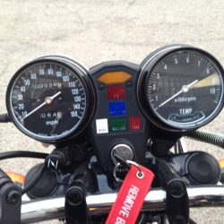 Honda Goldwing GL1000 LTD – 1976