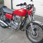 Yamaha TX650 – 1974