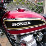 Honda CB750 – 1977