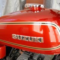 Suzuki GT250 – 1977