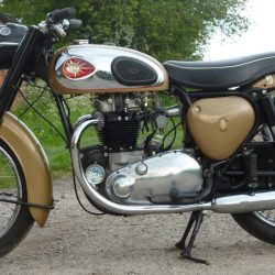 BSA Golden Flash – 1959