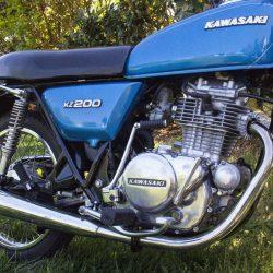 Kawasaki KZ200 – 1977