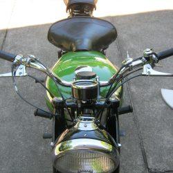 BSA B31 – 1950