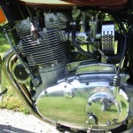 Triumph Trident T160 – 1975