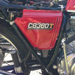 Honda CB360 – 1975