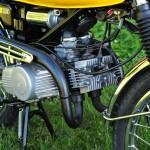 Suzuki T125 Stinger – 1971
