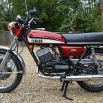 Yamaha RD350 – 1975