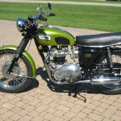 Triumph Tiger 650 – 1970