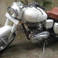 Royal Enfield Bullet – 1977
