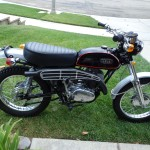 Yamaha RT1 Enduro 360 – 1971