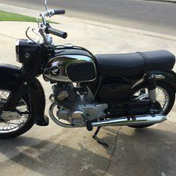 Honda CA160 Dream – 1966
