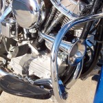 Harley-Davidson FLH Duo Glide – 1960