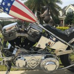 Harley-Davidson Easy Rider Replica – 1956