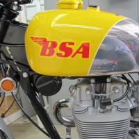 BSA B44VS – 1969